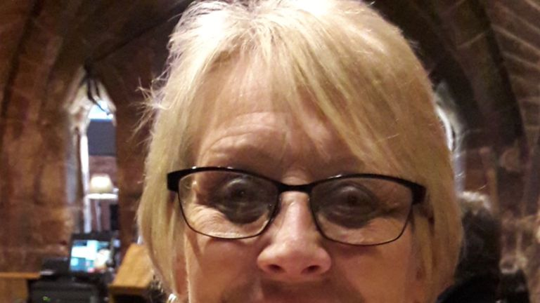 Sue Atkinson, 64, was found dead at her home in Hull. Pic: Humberside Police