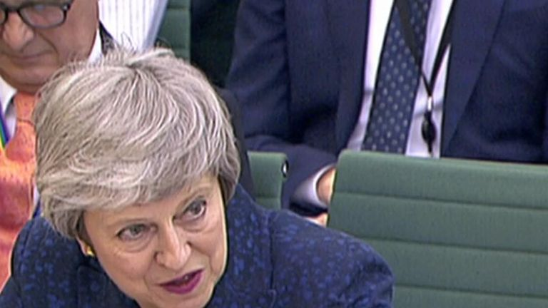 Theresa May insists that compromise can and is happening on Brexit deal details