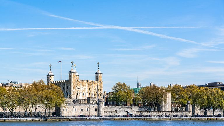 The Tower of London was used as a prison until 1952