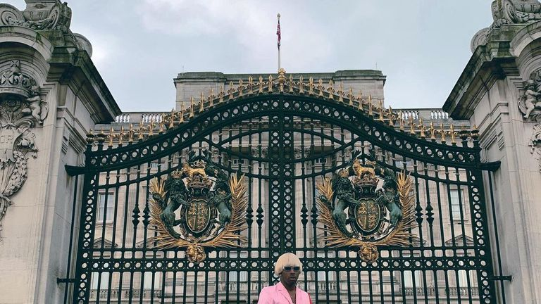 Tyler The Creator Seen In The Uk For First Time Since Being