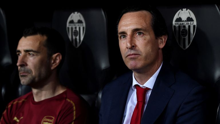 Unai Emery won the Europa League three times with Sevilla