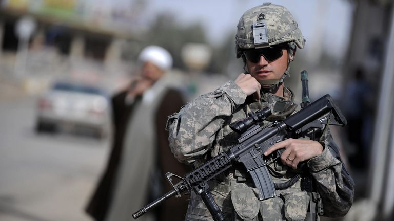 The US will deploy an additional 1,500 troops
