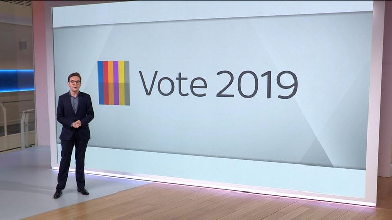 Sky's political correspondent Lewis Goodall takes us through how election night will work