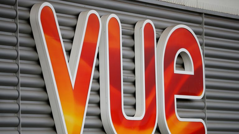 "The deadly incident involved Vue Cinema's ""gold class"" theatre"