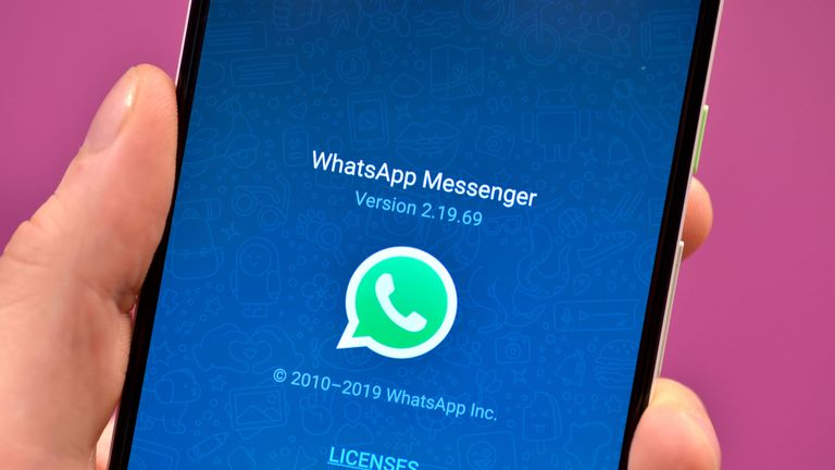 WhatsApp says it was targeted by an 'advanced cyber actor'