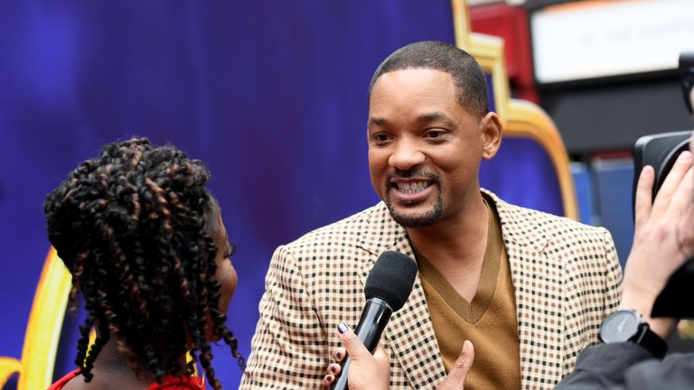 Will Smith: Some of my other films are 'less than