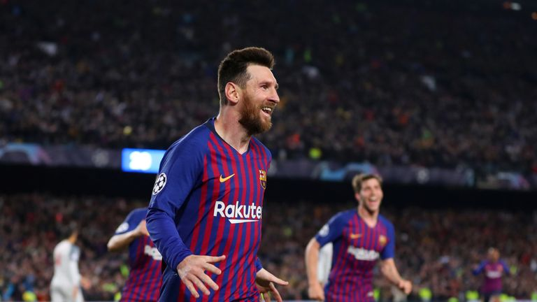 Mauricio Pochettino says Tottenham must play with the same desire Lionel Messi showed against Liverpool if they are to overcome Ajax on Wednesday