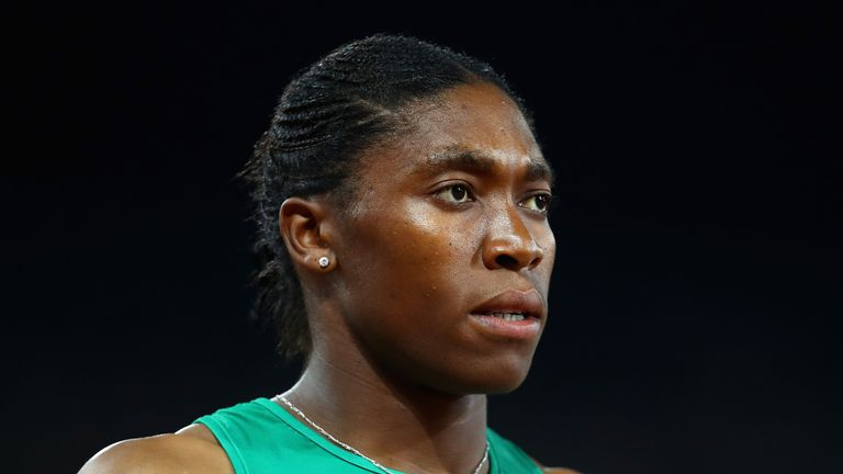 IOC president Thomas Bach says he feels sympathy for Semenya after CAS ruled she would have to lower her testosterone levels to compete