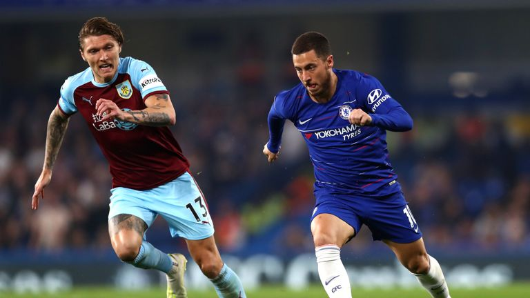 Eden Hazard has Chelsea squad's support, says Cesar Azpilicueta | Football News |