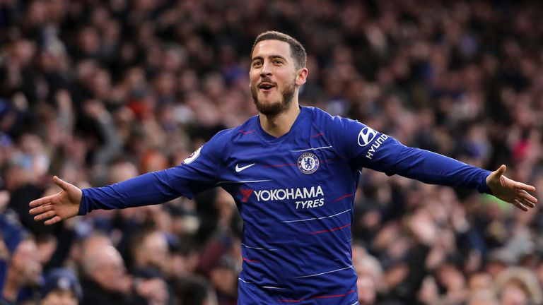 Former Real Madrid president Ramon Calderon feels Eden Hazard can make the difference for the Spanish giants next season