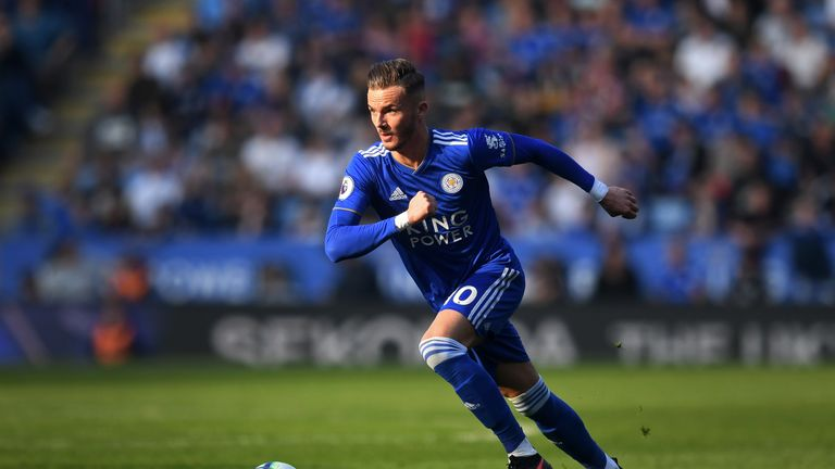 James Maddison has brushed off claims he is worth '£60m', insisting he is taking transfer speculation 'in his stride' ahead of representing England at the U21 European Championships.