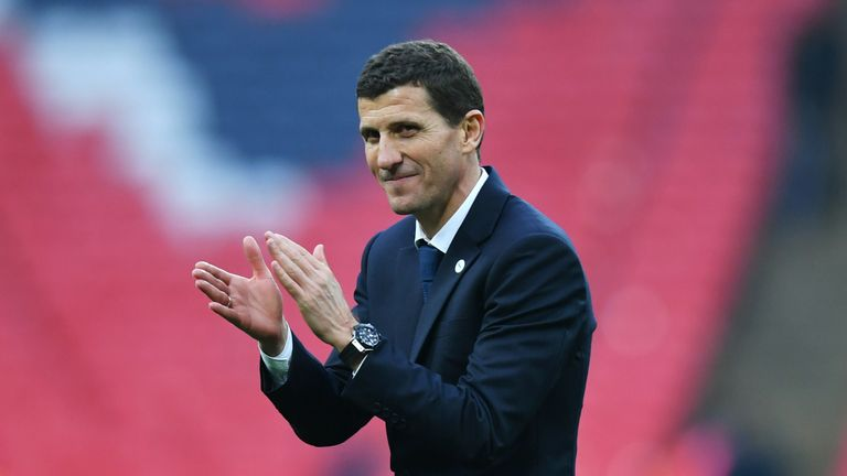 Javi Gracia says Watford's success doesn't ride on FA Cup glory | Football News |