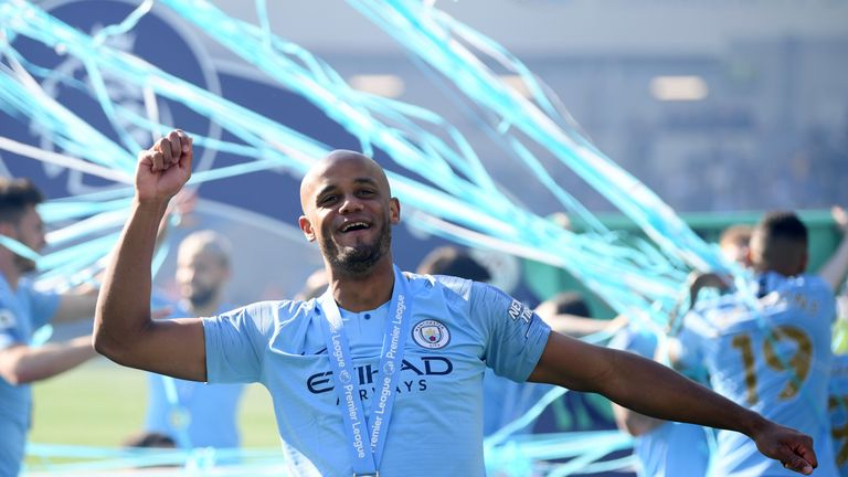 Manchester City legend Shaun Goater says the club should make Kompany an ambassador after he announced his departure