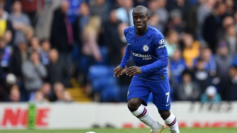 Chelsea midfielder N'Golo Kante may miss Europa League final