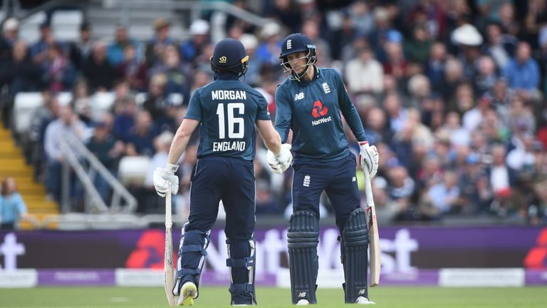 Joe Root says Eoin Morgan's success as England's one-day skipper is built on the trust and responsibility he's invested in his players