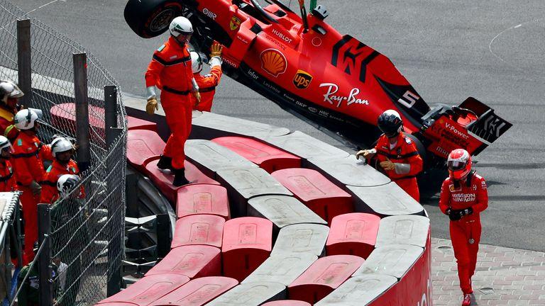 Ferrari admit 'mistake' after Charles Leclerc Monaco GP woes   F1 News