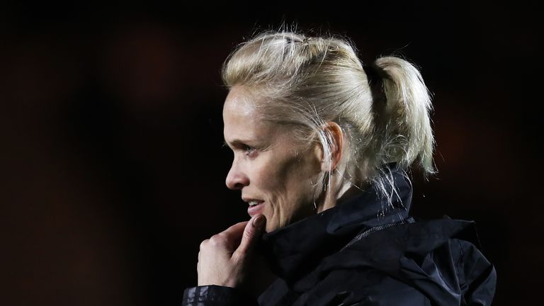 Scotland head coach Shelley Kerr admits selecting her World Cup squad was one of the hardest decisions she has had to make in her career