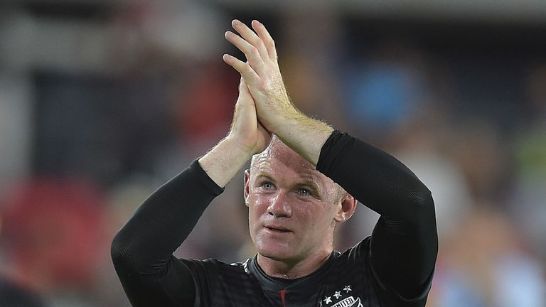 Wayne Rooney is expected to have another big season in the MLS with DC United.