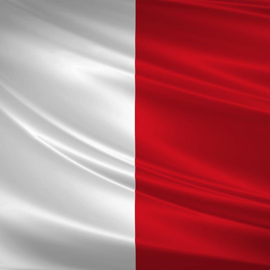 Malta's flag
