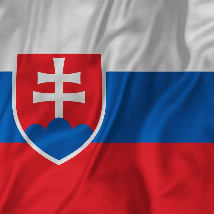 The Slovakian Flag