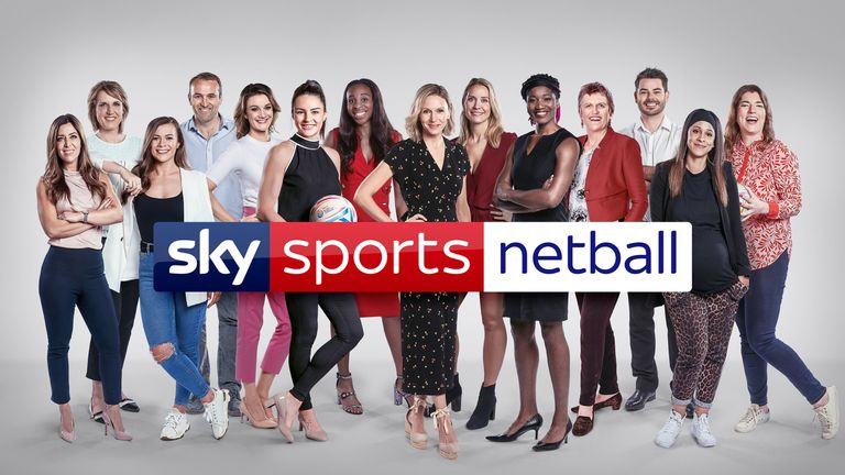 The Vitality Netball World Cup begins on 12th July and you can watch every game live on Sky Sports