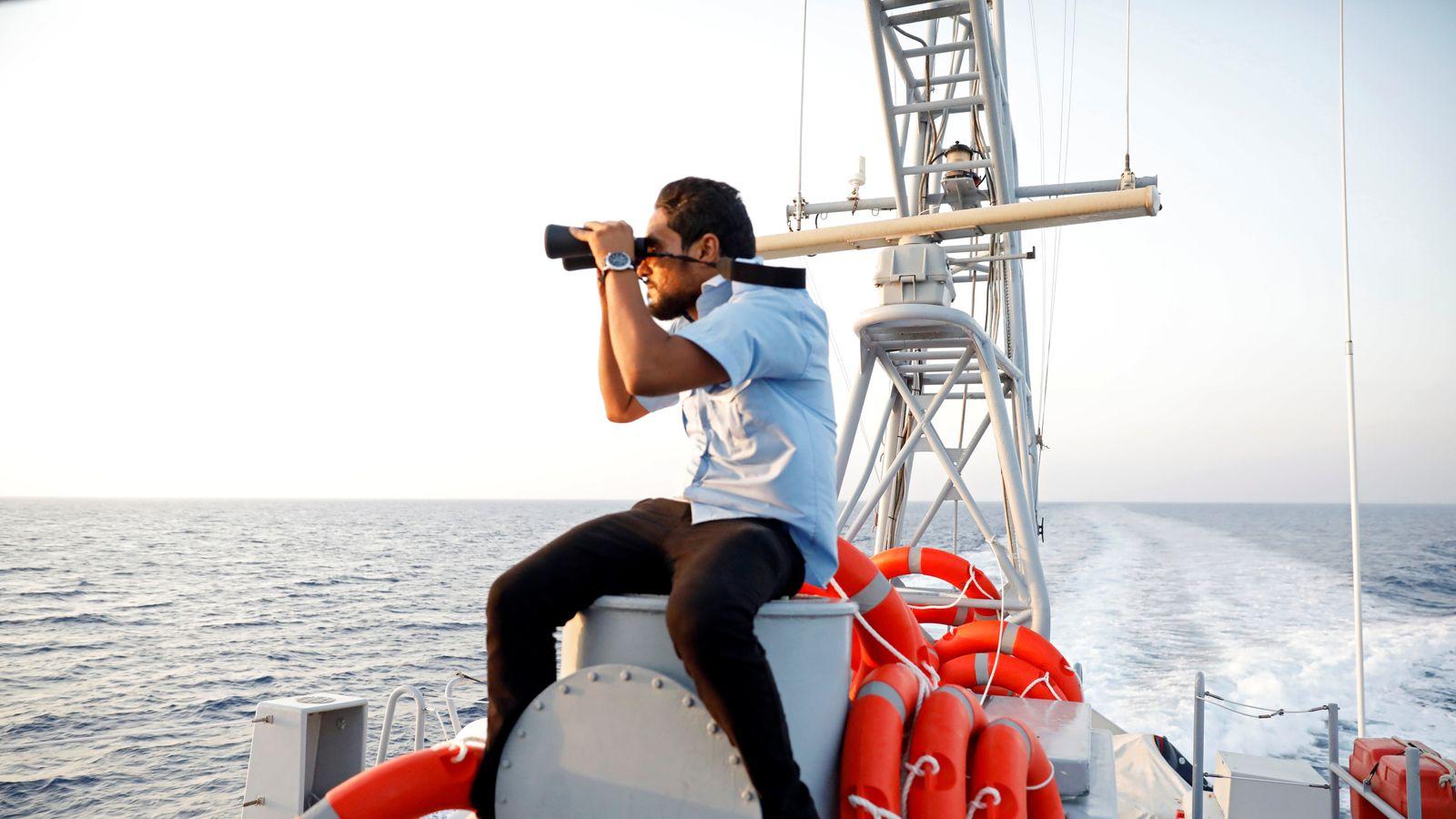 Libya intercepts almost 200 Europe-bound migrants at sea