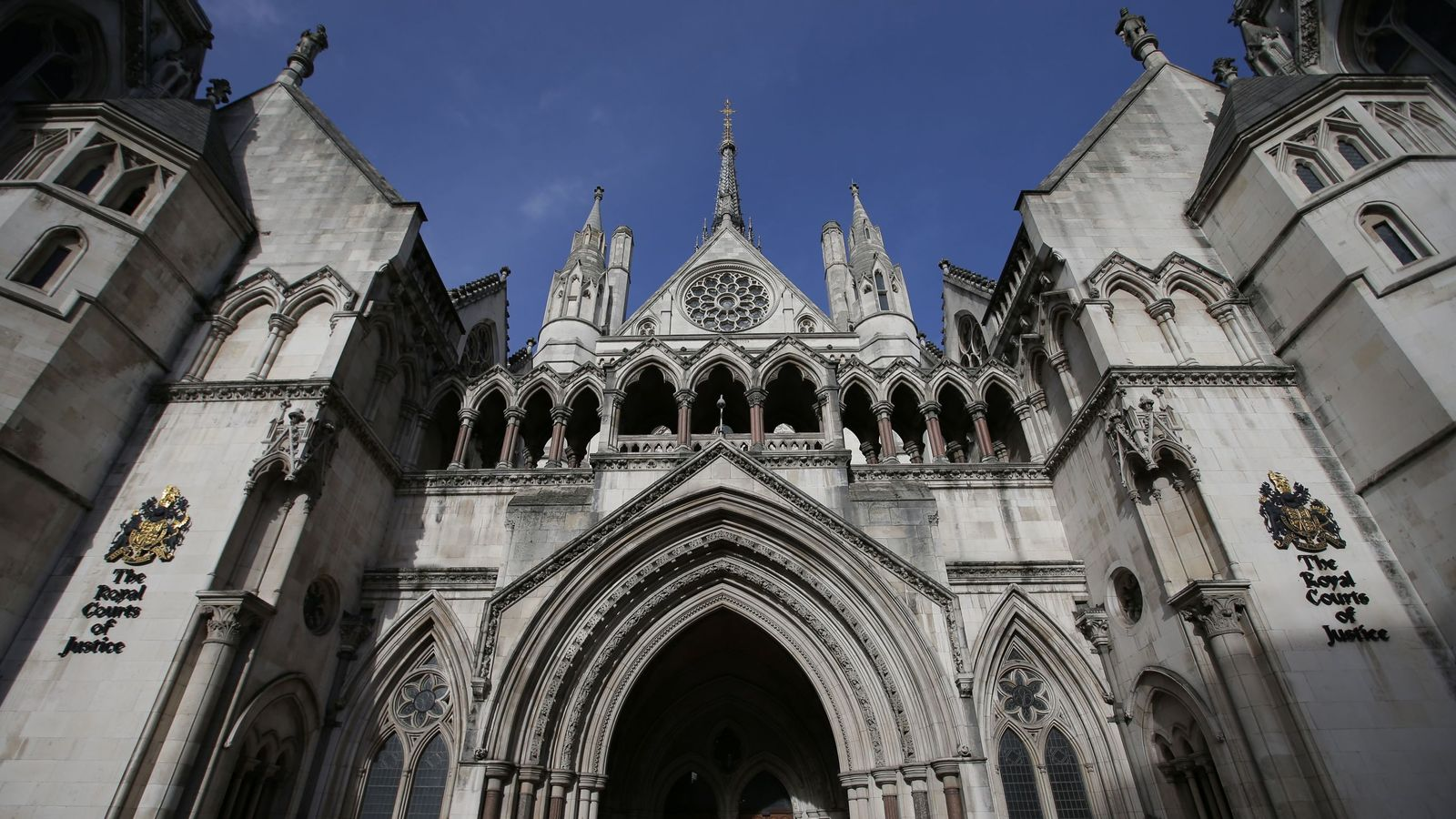 'I am sorry. Very rude of me': Judge's phone rings in court