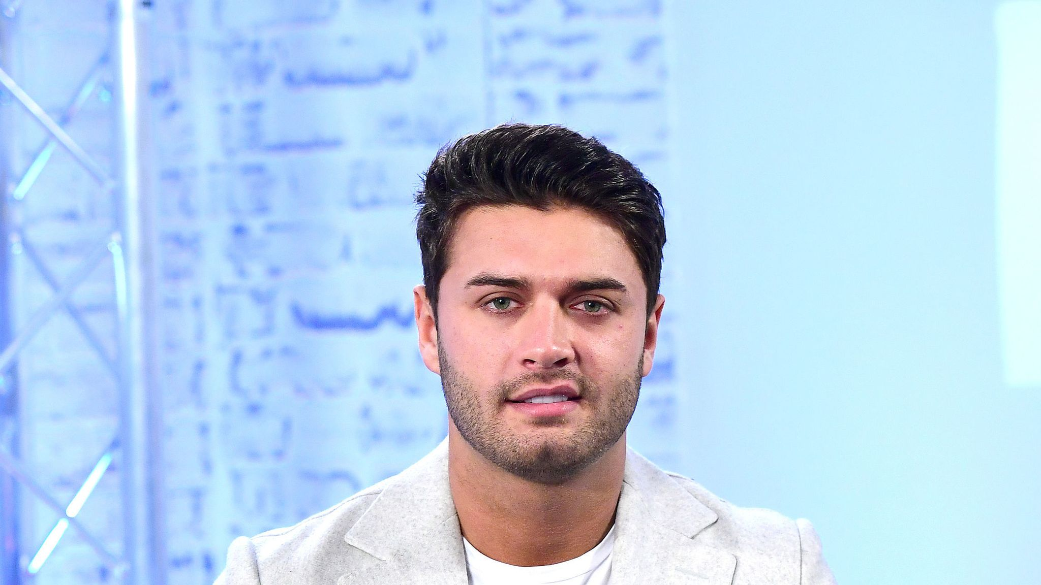 Love Island Star Mike Thalassitis Left Notes Before Killing Himself Uk News Sky News
