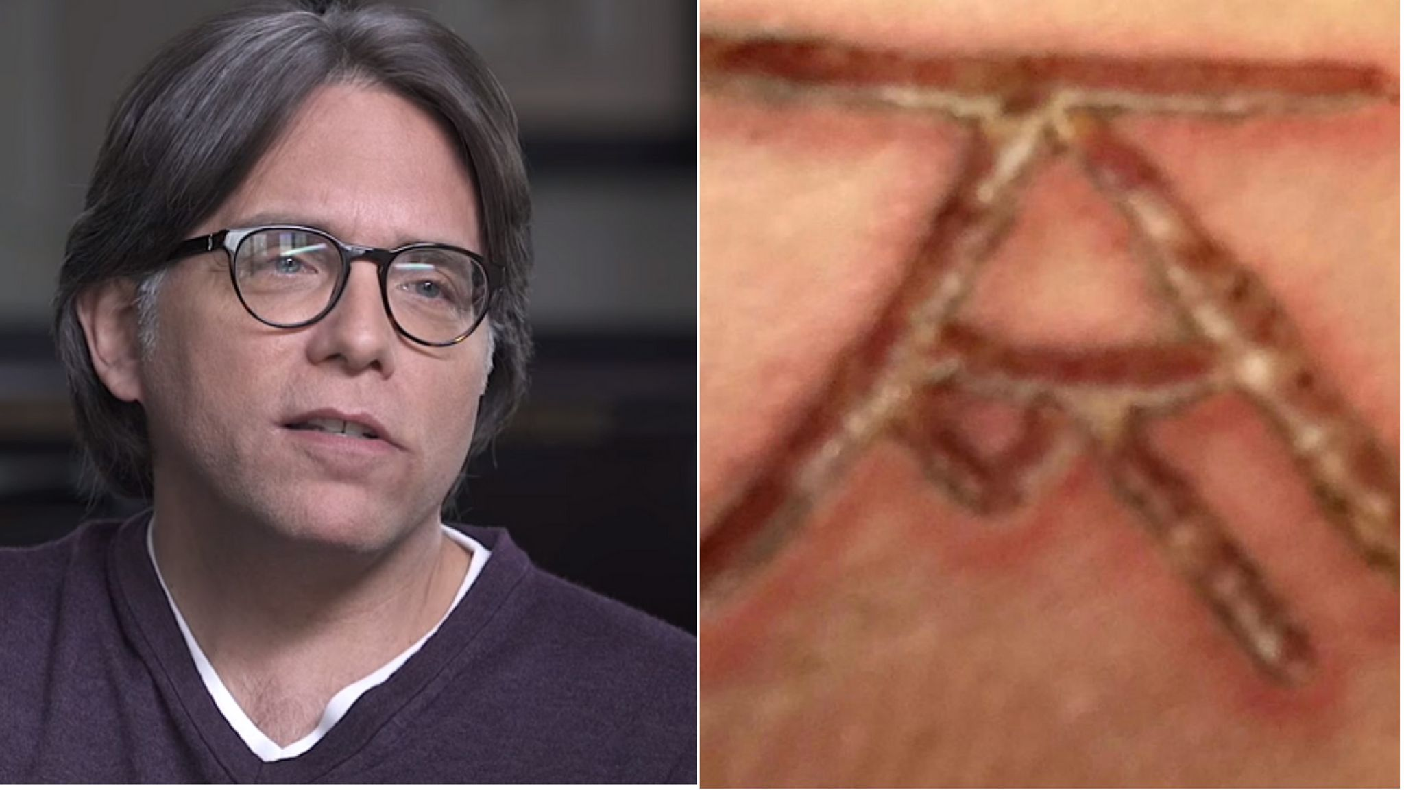 Allison Mack Nude keith raniere: man guilty of running depraved sex cult which