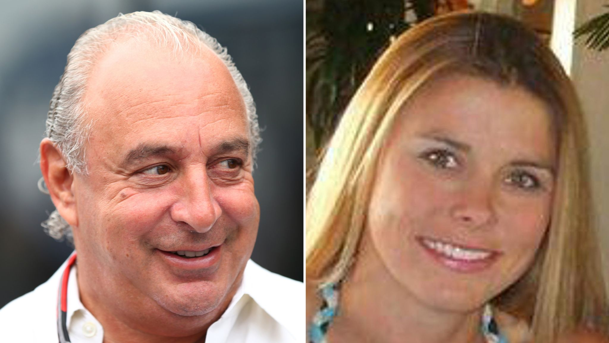 Sir Philip Green sex assault charges are 'dismissed' - Arcadia