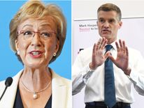 Andrea Leadsom and Mark Harper are among those hoping to become prime minister