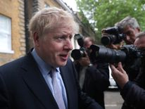 Mr Johnson's leadership bid is being backed by some Tory big beasts