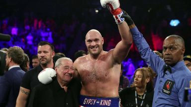 'Fury success could spur AJ on'