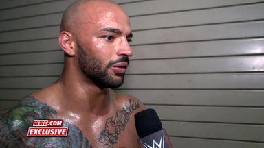 Ricochet on why Samoa Joe fears him