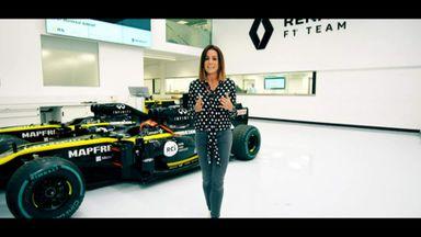 Renault behind the scenes
