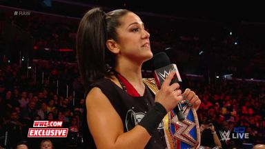 Bayley wants Bliss to prove her wrong