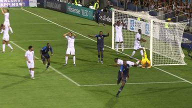 England U21 1-2 France U21