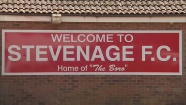 Want to own a piece of Stevenage?