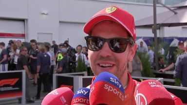 Vettel: It's great when it comes together