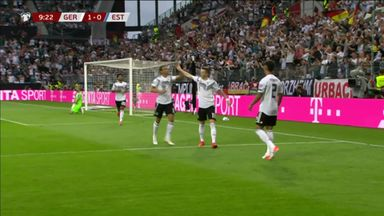 Germany 8-0 Estonia