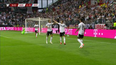 Germany 8-0 Estonia