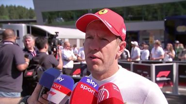 Vettel: Car was broken