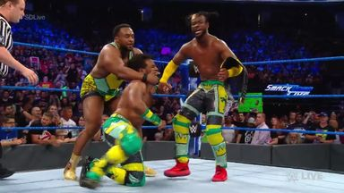 The New Day back with a bang!