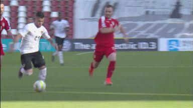 Serbia U21 0-2 Austria U21
