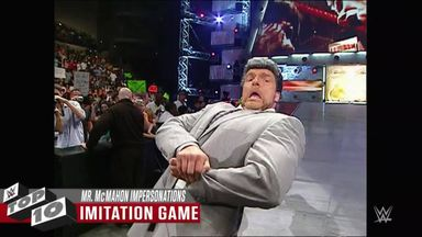 Funniest Mr. McMahon impersonations