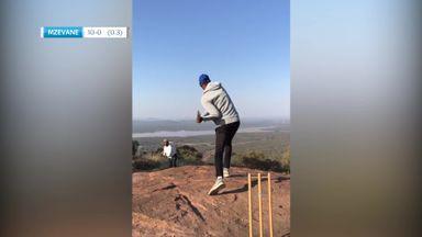 #overandout: Kgale Hill