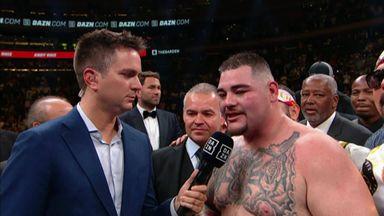 Ruiz Jr: My dreams came true!