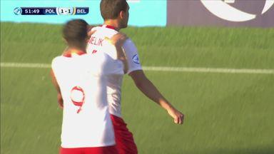 Poland U21 3-2 Belgium U21