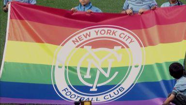 Collin Martin's Pride message