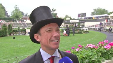 Dettori: It was a great thrill